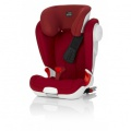 Römer Kidfix II XP Sict 2015 Flame Red