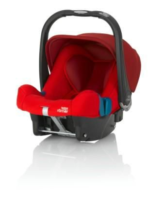 Römer Baby-Safe Plus SHR II 2016 Flame Red