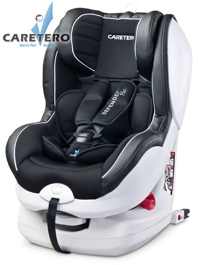 Caretero Defender Plus Isofix 2016 black