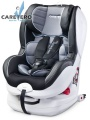 Caretero Defender Plus Isofix 2017 grey + KAPSÁŘ ZDARMA