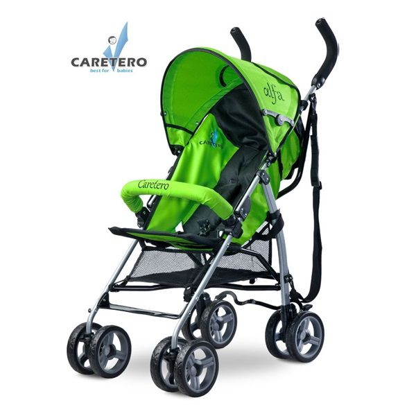 Caretero Alfa 2018 Green