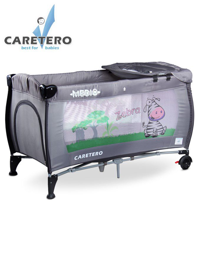 Caretero Medio Grey