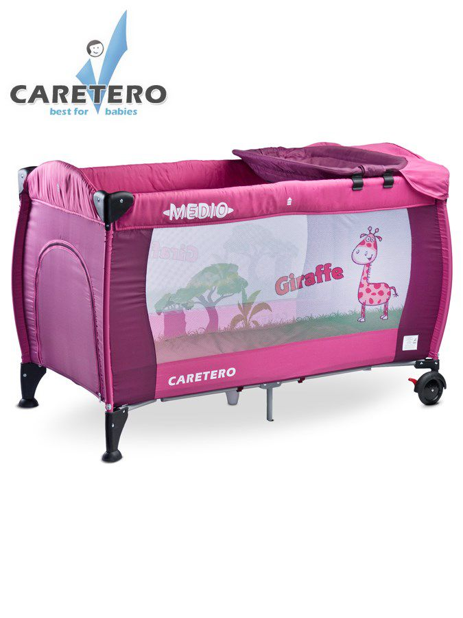Caretero Medio 2017 Purple