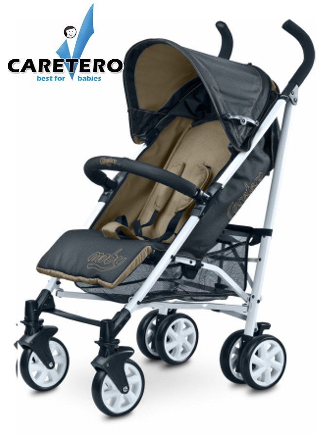 Caretero Moby 2016 Brown