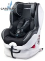 Caretero Defender Plus Isofix 2018 black + KAPSÁŘ ZDARMA