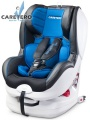 Caretero Defender Plus Isofix 2018 blue + KAPSÁŘ ZDARMA