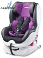 Caretero Defender Plus Isofix 2018 purple + KAPSÁŘ ZDARMA