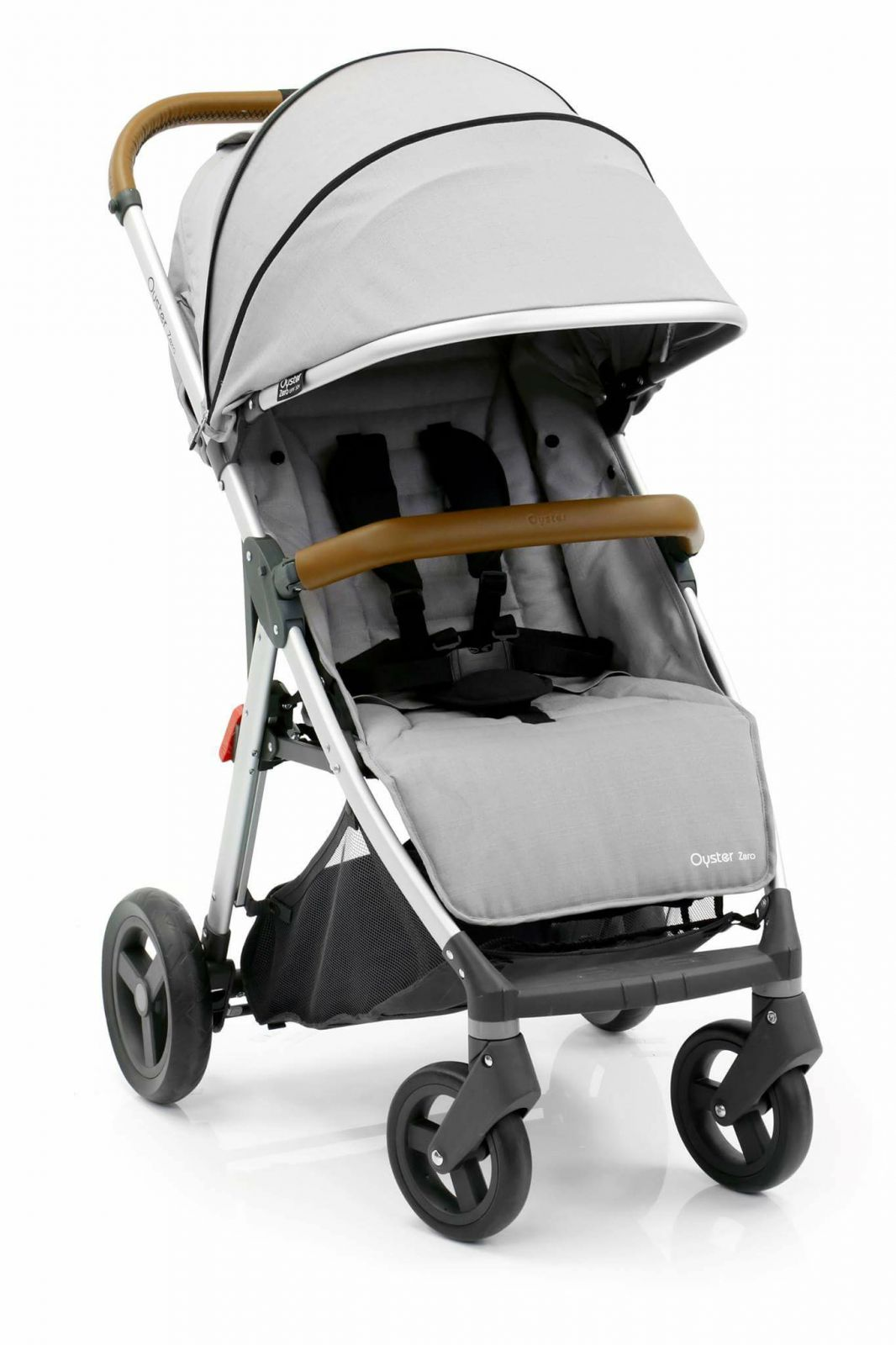 BabyStyle Oyster Zero 2018 Pure Silver