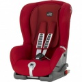 Britax Römer Duo Plus 2017 Flame Red