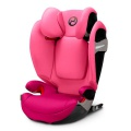 Cybex Solution S Fix 2018 Passion Pink + KAPSÁŘ ZDARMA